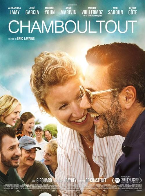 Chamboultout film affiche