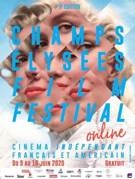 Champs-Élysées Film Festival 2020 affiche