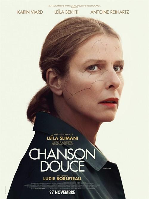 Chanson douce film affiche