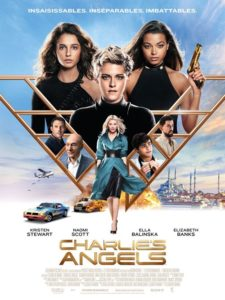 Charlie's Angels 2019 film affiche