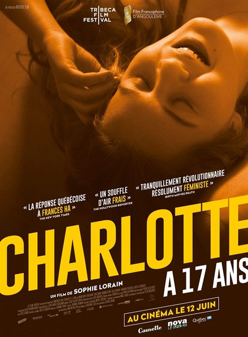 Charlotte a 17 ans film affiche