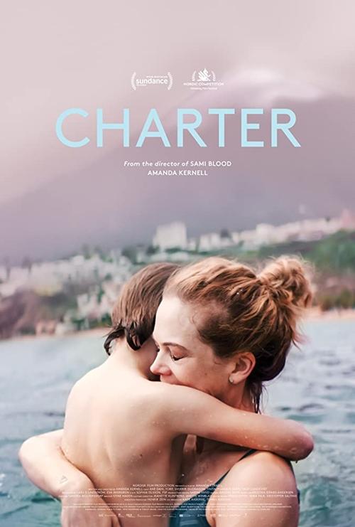 Charter film affiche réalisé par Amanda Kernell