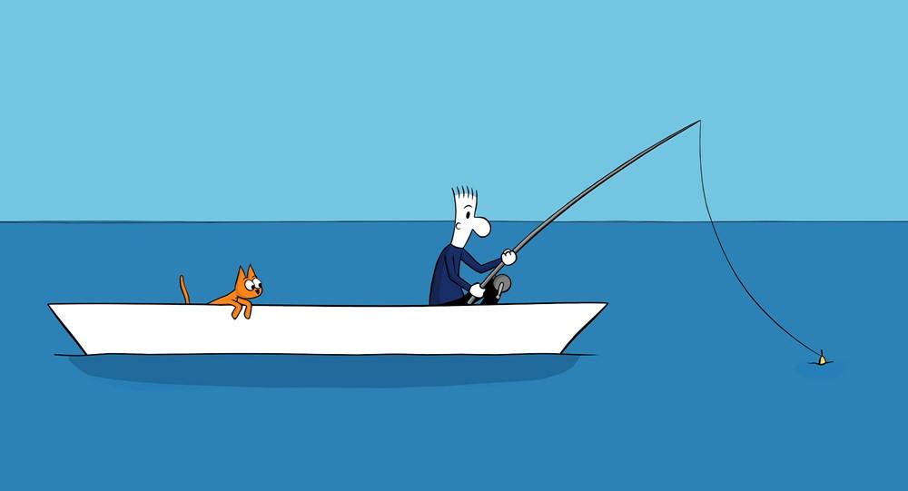 Chats par ci Chats par là film animation image