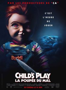 Child's play la poupée du mal film affiche