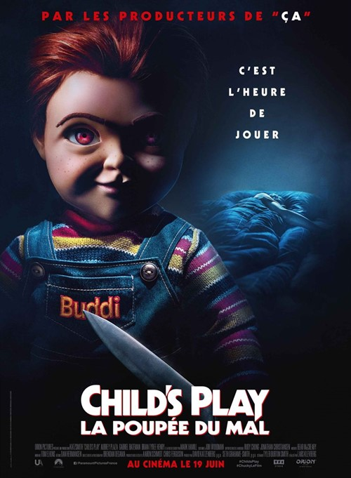 Child's play la poupée du mal film affiche