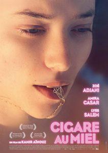 Cigare au miel film affiche réalisé par Kamir Aïnouz