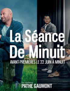 Cinéma Pathé Bellecour c'est reparti - Avant-première en Séance de minuit le 21 juin