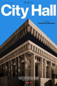 City Hall film documentaire affiche