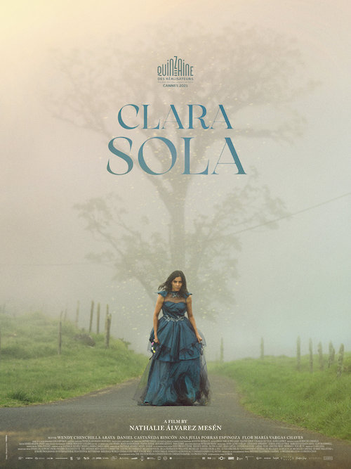 Clara Sola affiche