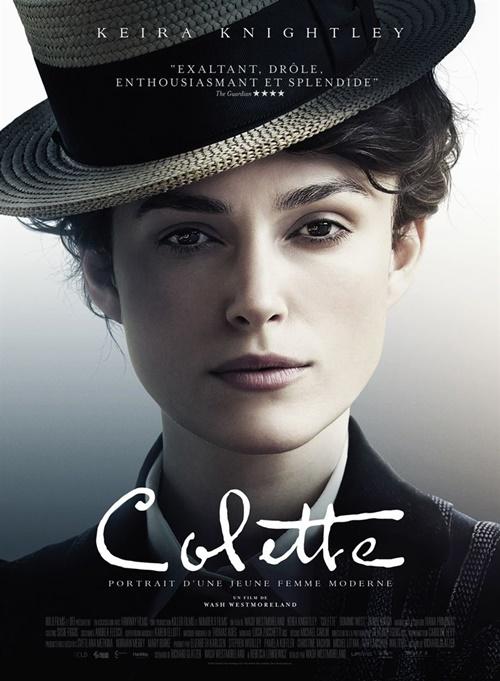 Colette film affiche