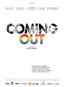 Coming Out film documentaire affiche