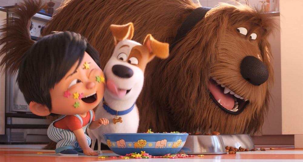 Comme des bêtes 2 film animation image