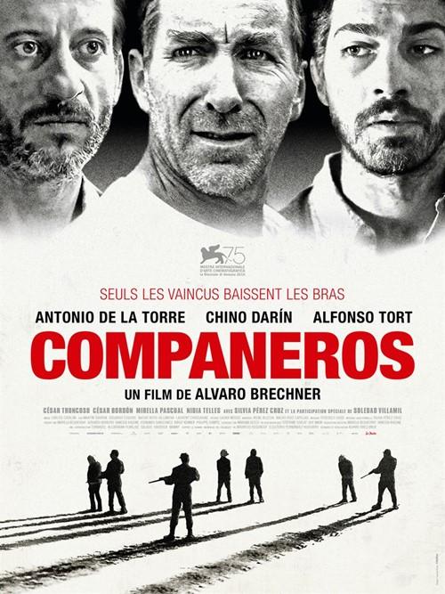 Companeros film affiche