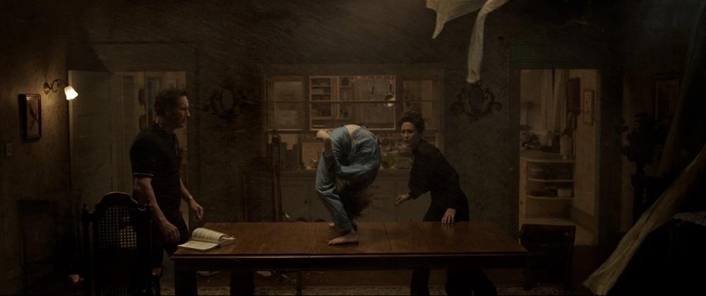Conjuring 3 : sous l'emprise du diable film movie