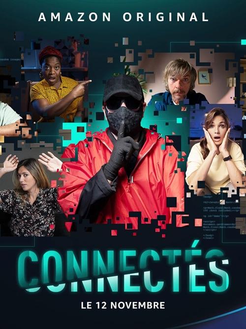 Connectés film affiche
