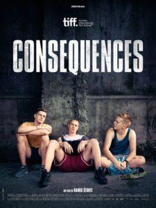 Conséquences film affiche