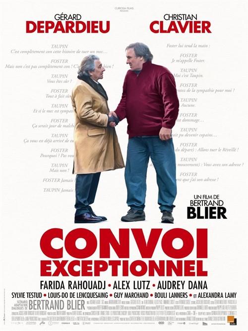 Convoi Exceptionnel film affiche