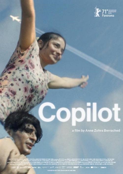 Copilot film affiche réalisé par Anne Zohra Berrached
