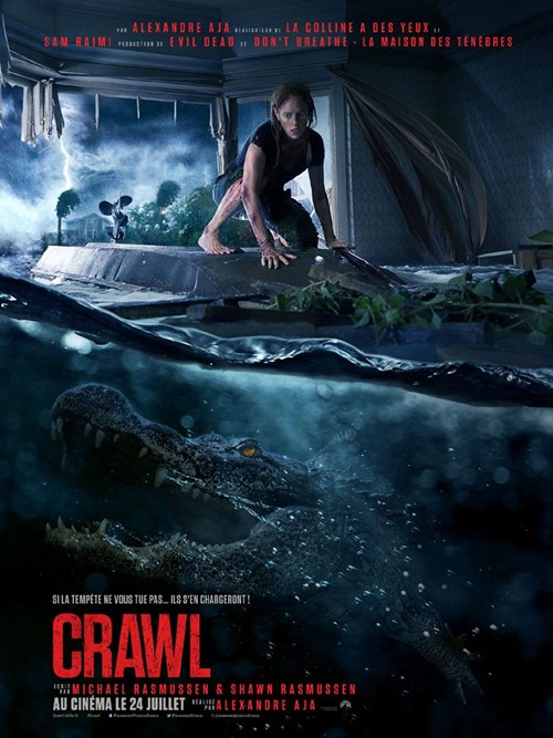 Crawl film affiche