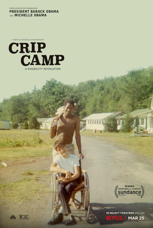 Crip Camp affiche