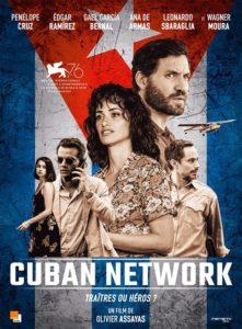 Cuban Network film affiche