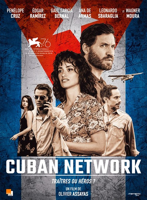 Cuban Network film affiche