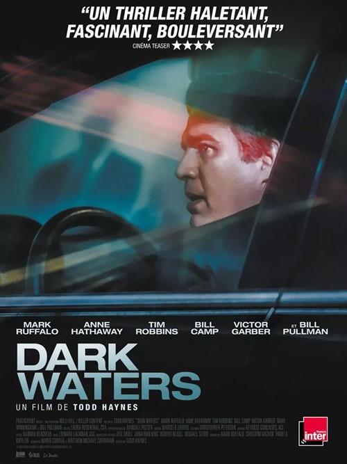 Dark Waters film affiche