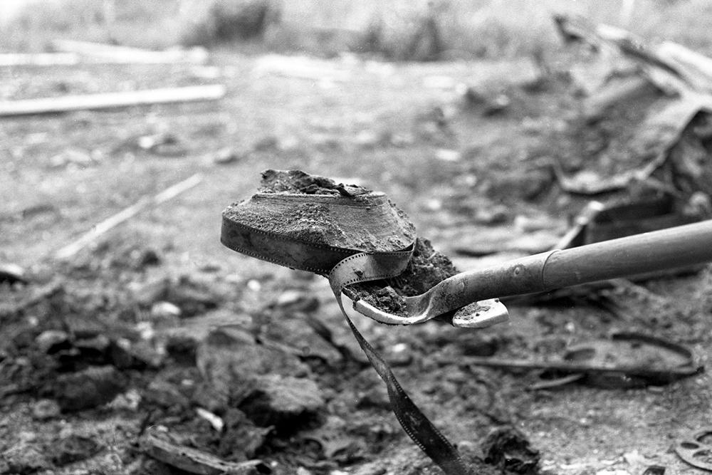 Dawson City : le temps suspendu film documentaire image