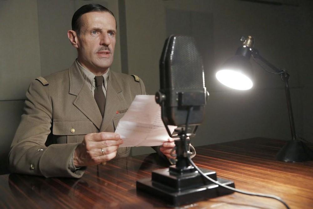 De Gaulle film image