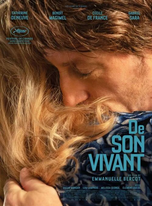 De son vivant film affiche réalisé par Emmanuelle Bercot