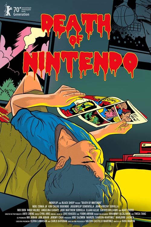 Death of Nintendo film affiche