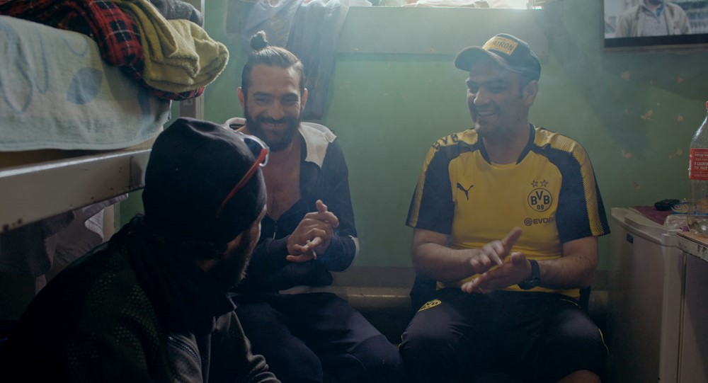 Des hommes film documentaire image