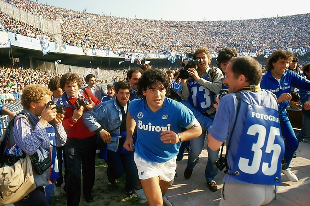 Diego Maradona film documentaire image