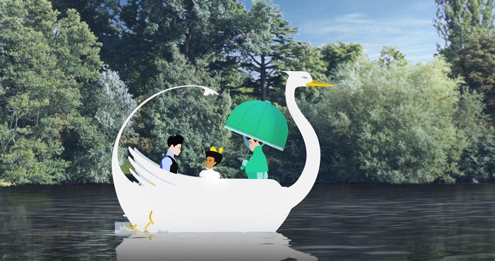 Dilili à Paris film animation image