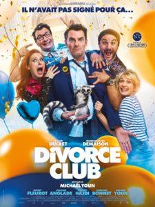 Divorce club film affiche