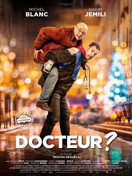 Docteur ? film affiche