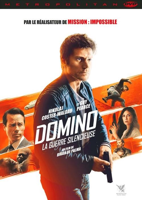 Domino - la guerre silencieuse film affiche