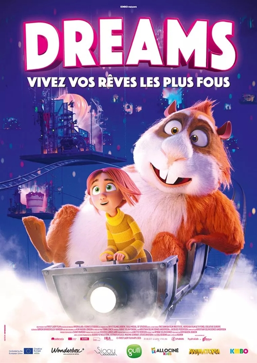 Dreams film affiche