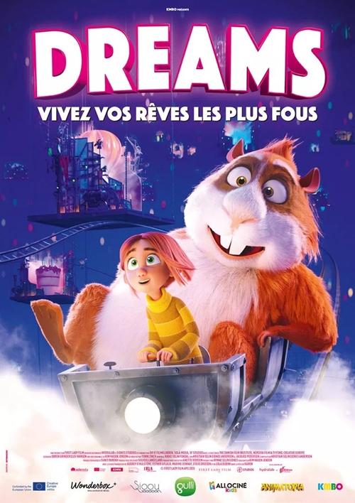 Dreams film affiche