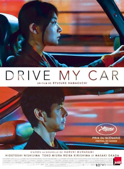 Drive my car film affiche réalisé par Ryusuke Hamaguchi