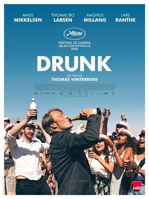 Drunk film affiche