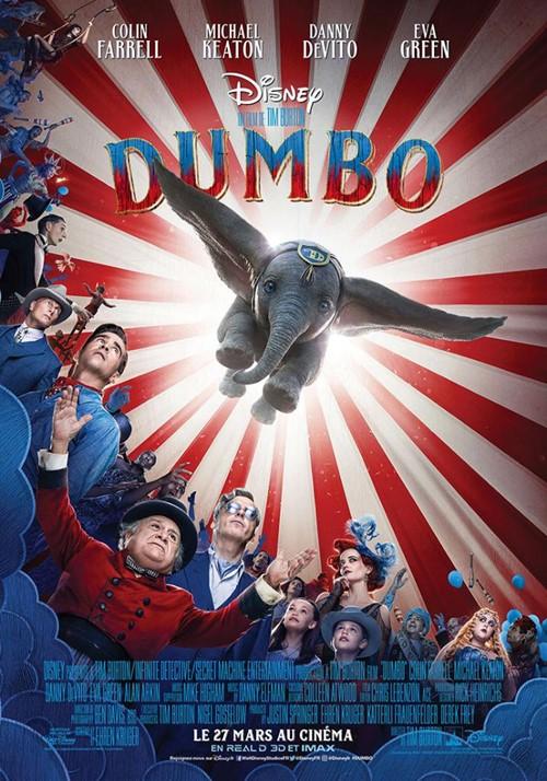 Dumbo film affiche