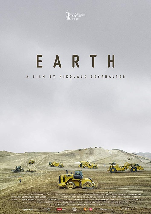 Eart erde documentaire affiche