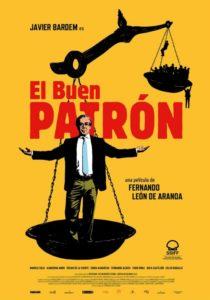 El buen patron film affiche provisoire réalisé par Fernando Leon de Aranoa