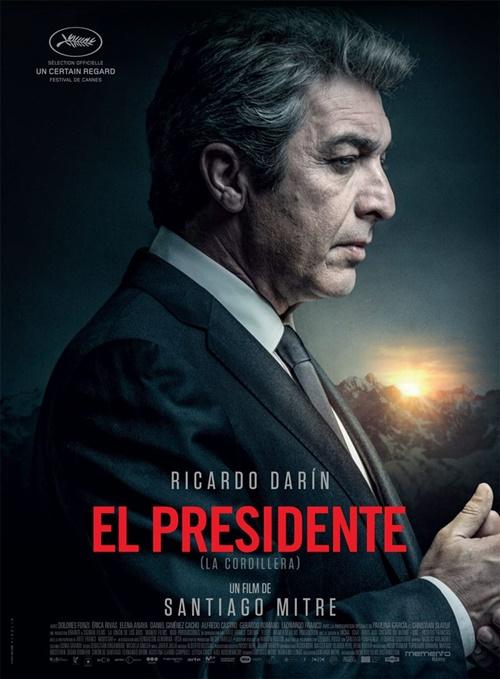 El presidente film affiche