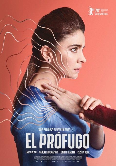 El profugo film affiche
