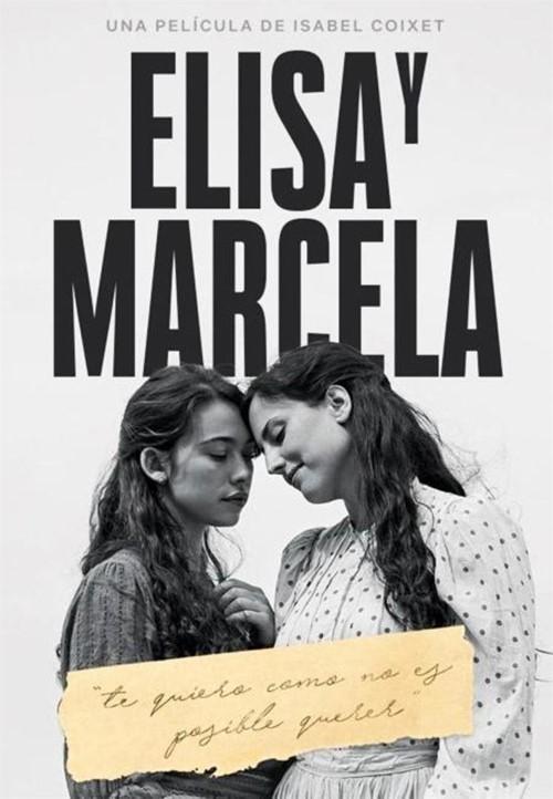 Elisa et Marcela affiche