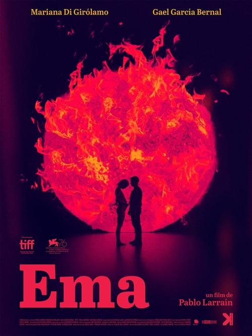Ema film affiche