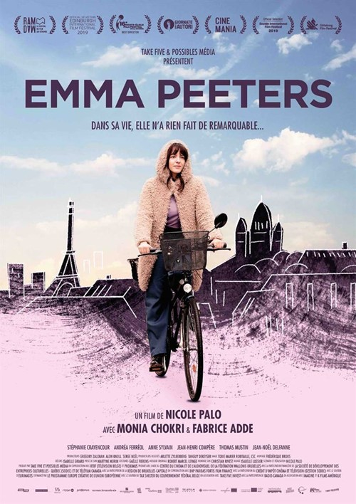 Emma Peeters film affiche définitive