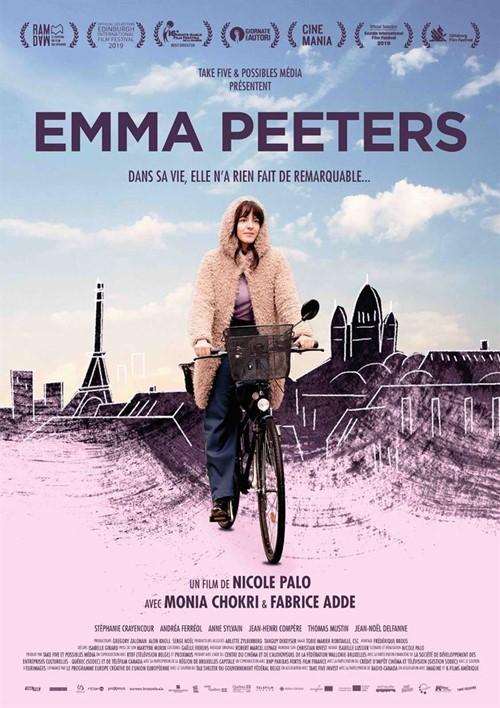Emma Peeters film affiche définitive
